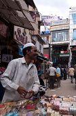 Bangalore Street Vendor