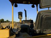 pic of heavy equipment operator  - An operator - JPG