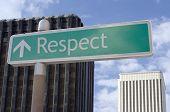 Respect Ahead