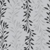 Seamless background for retro design