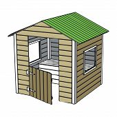 Garden Furniture Little House