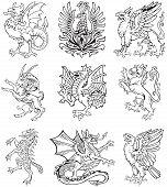 Heraldische Monster Vol Ii