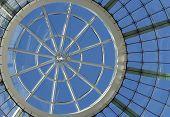 Futuristic Dome Ceiling