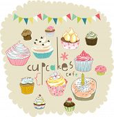 sweet party card design pattern best for birthday invitation