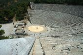 pic of argo  - Epidaurus Theatre   - JPG