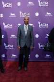 LAS VEGAS - APR 1:  Darius Rucker arrives at the 2012 Academy of Country Music Awards at MGM Grand Garden Arena on April 1, 2010 in Las Vegas, NV.