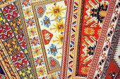 pic of tabriz  - Arabian silk carpet - JPG