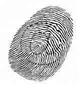 finger print and internet sign