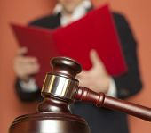stock photo of magistrate  - Gavel  - JPG