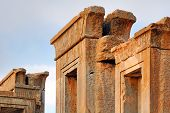 picture of xerxes  - One of the capitals of the ancient Achaemenid empire - JPG