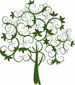 Árbol de Vector