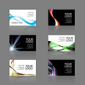 Business Cards Assortment