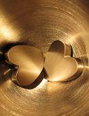Golden Hearts Crop