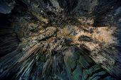 Nerja Caves  in Andalucia, Spain