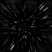 Zoom Stars Hyperspace