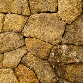 Stone wall, square texture
