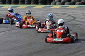 Kart-Rennen