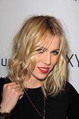 LOS ANGELES - FEB 4:  Natasha Bedingfield arrives at the Hollywood Reporter Celebrates the 85th Acad