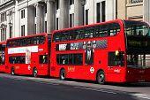 London Hybrid Buses