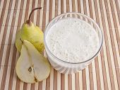 Fragrant Fresh Pear Smoothie