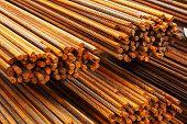 Reinforcing Steel Bars Or Rebar