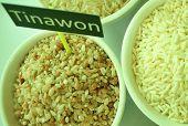 A Variety, The Tinawon Rice