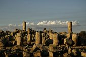 Ruins In Selinunte