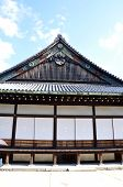 Kyoto, Japan - Oct 27: Nijo Castle Was Built In 1603 In Kyoto, Japan