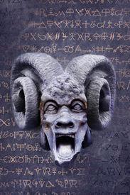 picture of banshee  - Screaming goat - JPG