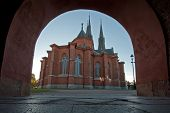 Uppsala Cathedral, The East Side