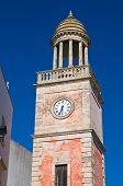 Clocktower. Noci. Puglia. Italy.