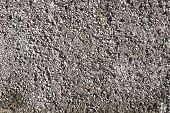 Texture Of Cement With Gravel