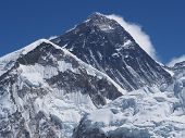 Mount Everest Seen from Kala Patthar