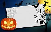 Halloween giftcard