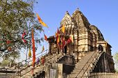 Matangeshvara Temple, Dedicated To Lord Shiva, Western Temples Of Khajuraho, Khajuraho, Madhya Prade
