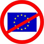 Eurosceptic Symbol.