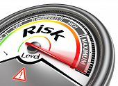 Risk Level Conceptual Meter