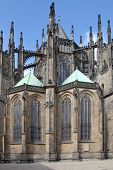 Cathedral Of Saint Vitus, Prague