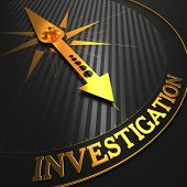 stock photo of private detective  - Investigation  - JPG