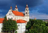 Church Of St. Raphael, Vilnius, Lithuania