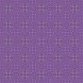 Abstract Violet Texture With Spheres