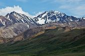 Denali's Mountains