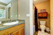 Small Bathroom In Master Bedroom