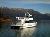 Boat In Patagonia Argentina