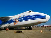 Fuselage And Nose Of An-124-100  Antonov Volga-Dnepr