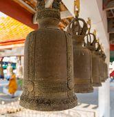 Royal monastery Wat Chuai Mongkong in Pattaya, Thailand