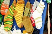 Traditional woollen sox