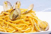 Linguine With Clams