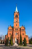 St.Anne Church in Zabrze