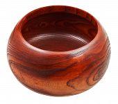 Wild Chinese Jujube Date Wood Bowl